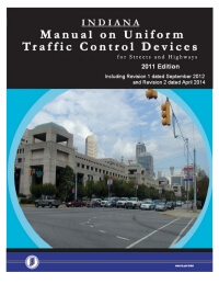 Indiana Manual on Uniform Traffic Control Devices